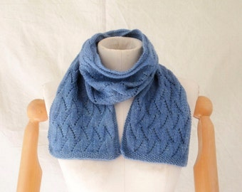 Pattern for the Wave Scarf