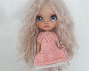 Made to order. SOLD. Blythe Doll custom blythe custom doll Blythe ooak-blythe custom ooak
