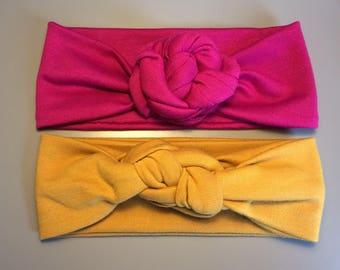 Baby/ Toddler Headband Set