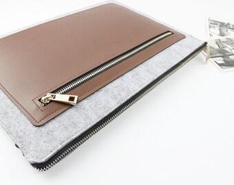 Gift Felt Macbook 13 pro retina sleeve, Macbook retina case, Macbook Pro sleeve, Macbook sleeve, laptop sleeve, laptop case, for Macbook 055