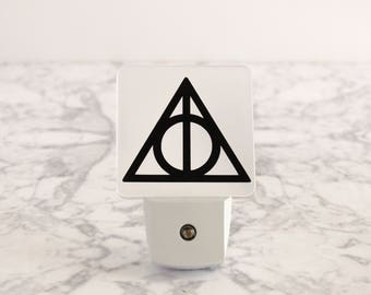 Harry Potter Deathly Hallows LED Night Light