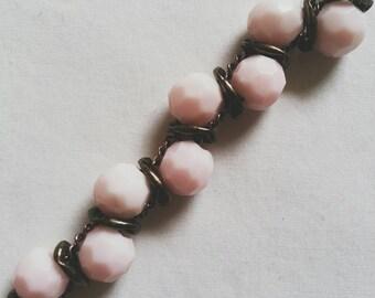 Blush & Chain // Bracelet