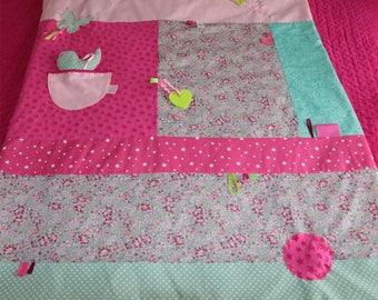 Carpet(mat,carpets,mats) of awakening / Park custom fabrics to order: raspberry, green...