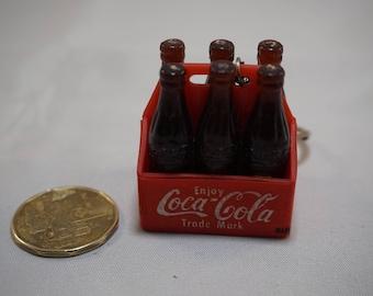Vintage coca cola  keychain