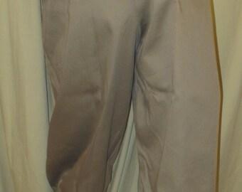 "Pants Short Fighter Sage Green  1X/2X,  42""-46"" waist, 22"" inseam Steampunk Cosplay SCA LARP Renaissance#27"