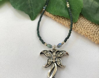 Whimsical Butterly Necklace