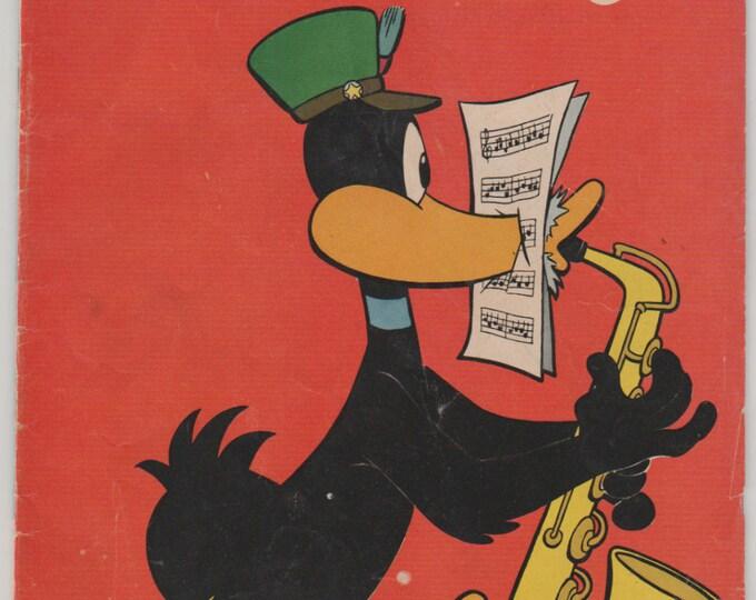 Daffy Duck, Vol 1, 15 Golden Age Comic Book.  VG/FN (5.0).  Oct - Dec 1956.  Dell Comics.