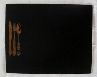 Vintage Inspired Menu Chalkboard - Item 1487