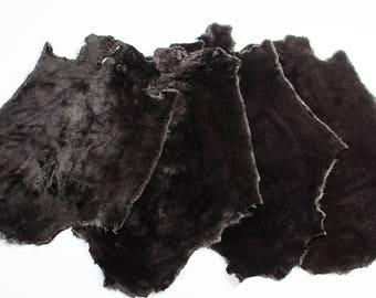 Black Beaver pelt natural fur, game of thrones costume, medieval clothing viking costume, fantasy fur costume, pelt cape