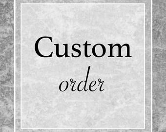 Custom Sizing