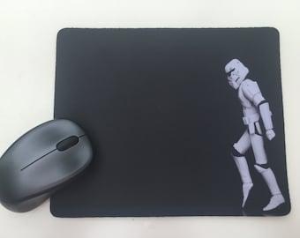Dancing Stormtrooper - Funny Star Wars Mousepad / Mouse Mat