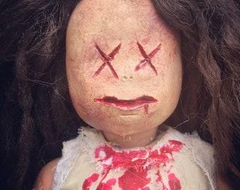 Horror nightmare monster doll