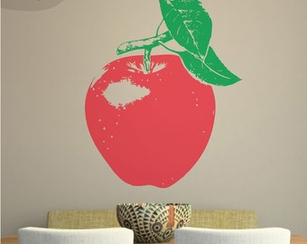 Apple a Day - Vinyl Wall Decal