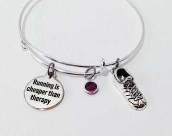 Birthday Gifts For Runners Runner Gift Jewelry Girl Bracelet