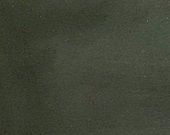 Dark Olive Green - 10oz cotton/lycra knit fabric - 95/5 cotton/spandex jersey knit - By The Yard