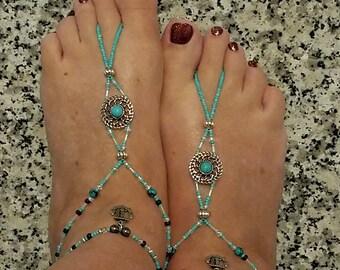 Not-So Bare Feet