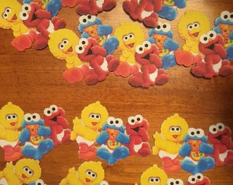 BABY Sesame Street Toppers Set of 12