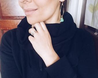 Turquoise Delight earrings