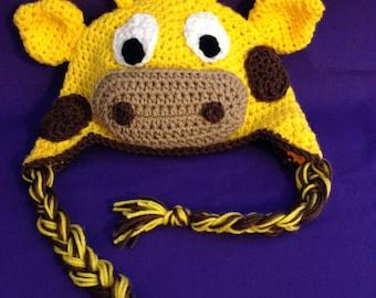 Just for Fun Giraffe hat