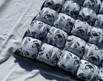 Puff quilt/ biscuit quilt