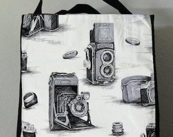 Camera Print Bag
