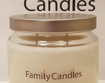 Family Candles - Apple Harvest 16 oz Double Wicked Soy Candle