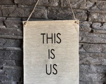 wall hanging/ wall decor/ quotes / banner / pennant / personalized banner