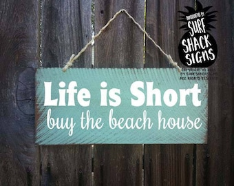 beach decor, beach house sign, hawaiian decor, Beach Sign, Beach House Decor, Surf Decor, Surf Shack, Hawaiian, Hawaii, 258