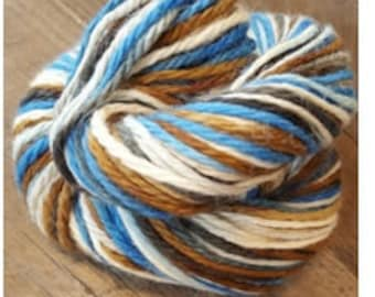 100% Alpaca yarn Bulky Weight(109yards)