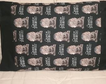 Game of Thrones Cotton Pillowcase