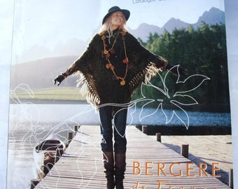 CATALOGUE OF 2006/2007 FRENCH BERGERE KNIT CREATIONS