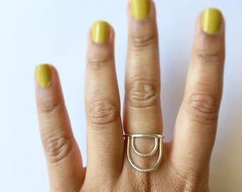 Splice Series (2) - Arch Ring