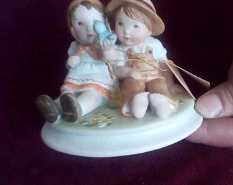Simple Pleasures Gretchen Collection Boy and Girl