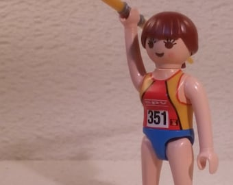 PLAYMOBIL / Javelin pitcher / athletics