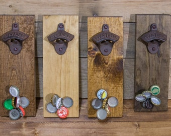 Magnetic Catch Bottle Openers