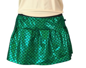 Mermaid Running Skirt