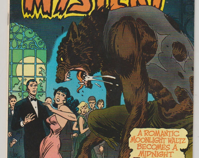 House of Mystery; Vol 1, 292, Bronze Age Comic Book. VF- (7.5). May 1981. DC Comics