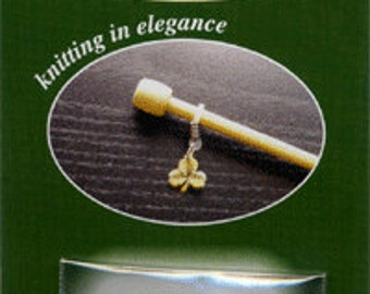 Clover Antique Needle Holder Charms Marker Size Small  Part No. 3117 DISCONTINUED