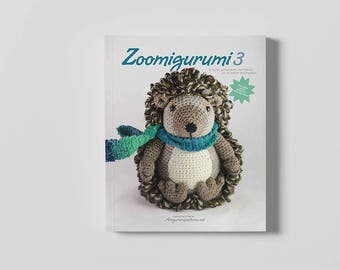 Zoomigurumi 3 - 15 adorable amigurumi patterns in this PDF book