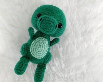 Pattern: Crochet T-Rex Pattern, Amigurumi T Rex Pattern, Tyrannosaurus Rex, Crocheted Dino, Amigurumi Dinosaur, Tutorial PDF Crochet Pattern
