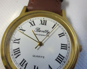 BENTLY  French watch