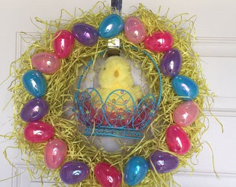 Easter/Spring Kid's Wreath