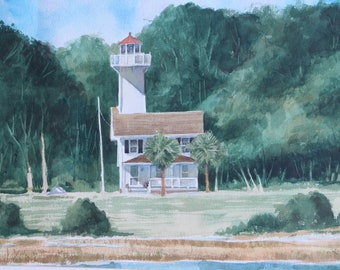Lighthouse - Hilton Head