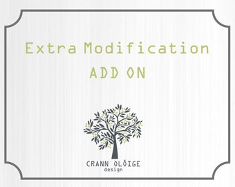 Extra Modification Add on
