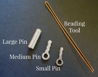 Extra Bits and Pieces for your hair bead kits