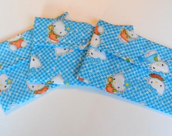 """ONE Purse sized Wetbag Reusable Cloth Pad - """"hellokitty"""""""