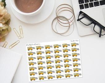 Field Trip  | Planner Stickers