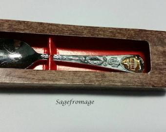 Peace Garden Canada-USA Collectible Souvenir Spoon