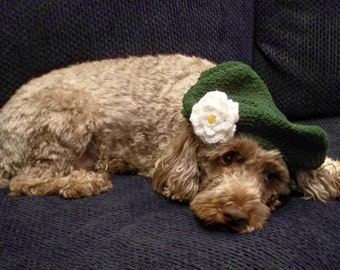 Green Recycled Hat