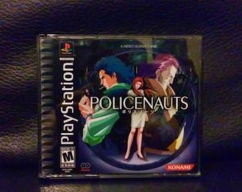 Policenauts PS1 English Translated